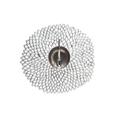 Chilewich Dahlia Table Placemat, Silver