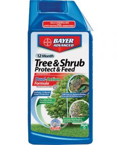 Bayer Advanced Concentrated Dual Action Slow-Release Tree and Shrub Feed, 32 oz Can