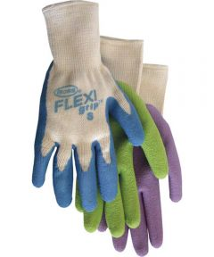 Ladies Assorted Latex Palm Gloves