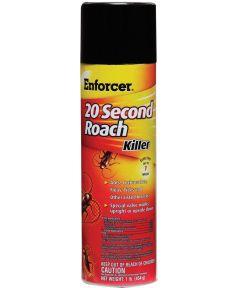 Enforcer 20 Second Roach Killer, 16 oz. Aerosol Spray