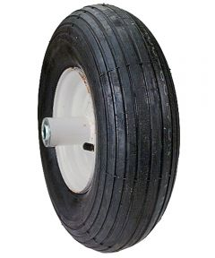 6 in. Wheelbarrow Wheel Assembly