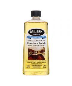 Furniture Polish & Multi-Purpose Cleaner, Lemon Scented