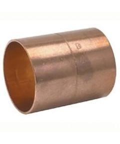 1/2 in. Copper Coupling, Slip, C x C