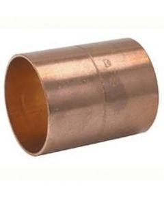 3/4 in. Copper Coupling, Slip, C x C