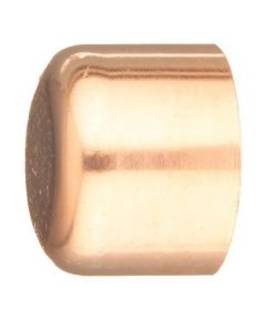 3/4 in. Copper Cap,C x C