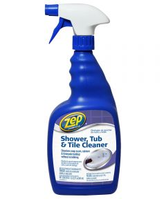 Zep Shower Tub & Tile Cleaner, 32 oz.