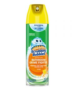 Scrubbing Bubbles Multi-Surface Bathroom Grime Fighter, Citrus Scented, 20 oz. Aerosol