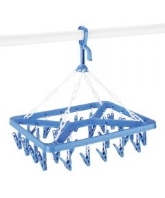 Clip & Dry Hanger With 26 Clips