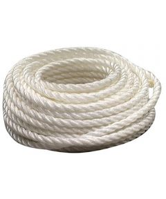 1/4 in. x 100 ft. Twisted Polypropylene Rope