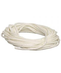 40 ft. White Nylon Parachute Cord
