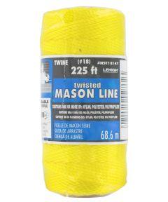 225 ft. Neon Yellow Nylon Seine Twine