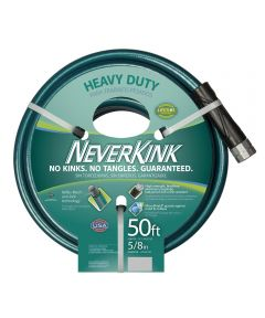 Apex 5/8 in. x 50 ft. Blue And Green Heavy Duty Hose