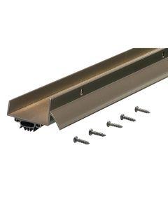 36 in. Bronze Aluminum & Vinyl Door Bottom Drip Cap