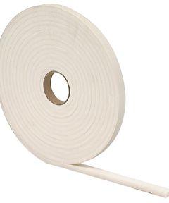 3/16 in. x 3/8 in. x 17 ft. Wt Waterproof & Airtight Foam Tape Weathe