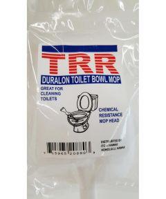 TRR Duralon Toilet Bowl Mop Scrubber with Handle