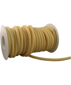 1/4 in. ID Natural Latex Rubber Tubing 3,500 PSI (Sold Per Foot)