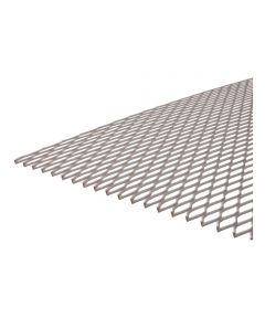 Gray Weldable Expanded Steel 1/2X24X30