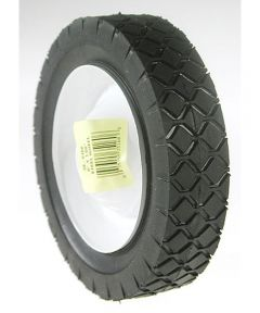6 in. x 1.50 in. Steel  Lawn Mower Wheel
