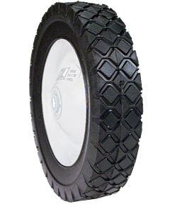 8 in. x 1.75 in.  Steel Lawn Mower Wheel