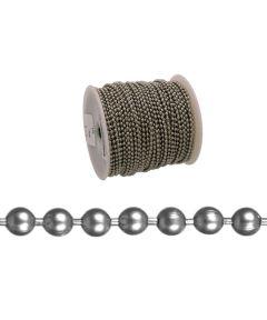 Ball Chain, NO 36, 11 lb (Sold Per Foot)
