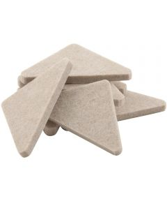 Triangular Felt Pads 8 Count