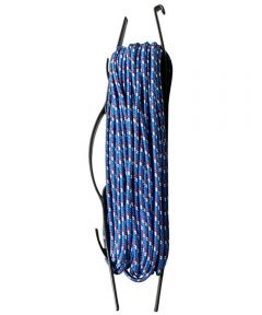 1/4 in. x 100 ft. Diamond Braid Polypropylene Rope Assorted Colors