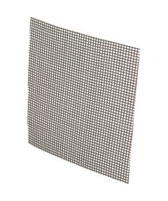 Stick-on Fiberglass Screen Repair Kit, 3 in. x 3 in., Gray, 5 Patches