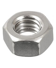 #18-8 Stainless Steel Machine Screw Nut (#8-32)