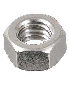 #18-8 Stainless Steel Machine Screw Nut (#10-24)