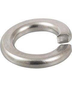 18-8 Stainless Steel Split Lock Washer #12