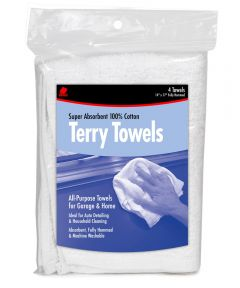 All-Purpose Towels For Garage & Home 4 Count