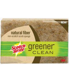 Scotch-Brite Natural Fiber Scrubbing Sponge