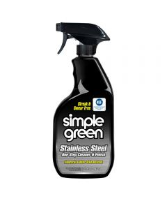 Stainless Steel One-Step Cleaner & Polish 32 oz.