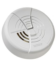 Smoke Alarm With 9 Volt Battery