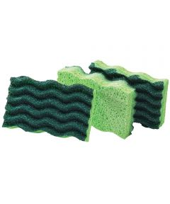 Heavy Duty Sponge 3 Count