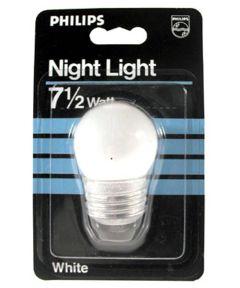 Globe Night Light Bulb