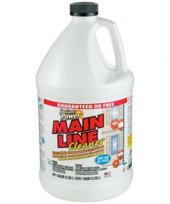 Instant Power Main Line Cleaner, 128 oz., Liquid, 1.257 - 1.32