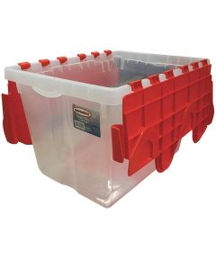 14 Gallon Flip Lid Tote Storage Box