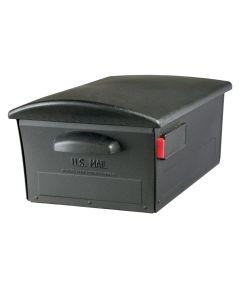 Rural Locking Mailbox