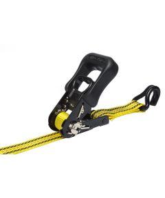16 ft. x 1-1/4 in. SureGrip Ratchet Tie Down With Hooks