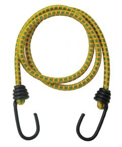 42 in. Bungee Cord With Hooks 2 Count