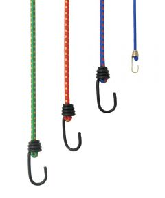 Bungee Cords Assorted 6 Count