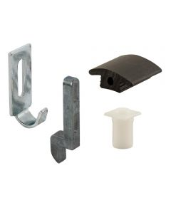 Screen door V style tension spring roller, screws included, 2 per pkg.