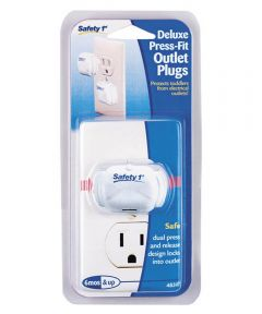 Deluxe Press Fit Outlet Plugs