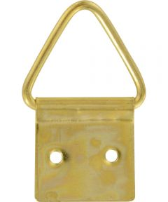 OOK Medium Brass Triangle Ring Hanger