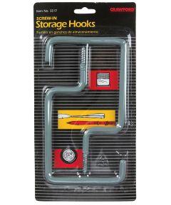 Utility Hooks 2 Pack