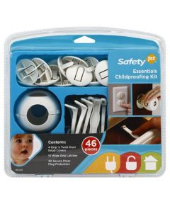 Safety 1st 46 Piece Essential Child Proofing Safety Kit