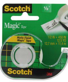 1/2 in. x 450 in. Scotch Magic Tape