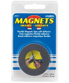 Flexible Magnetic Tape with