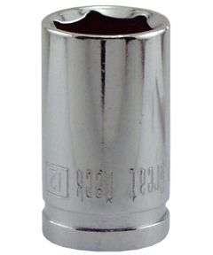 12MM x 3/8 in. Drive 6 Point Socket